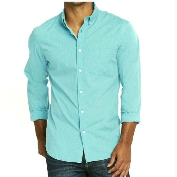 8e119423f0ec3d Old Navy Shirts   Slimfit Poplin Shirt For Men   Poshmark